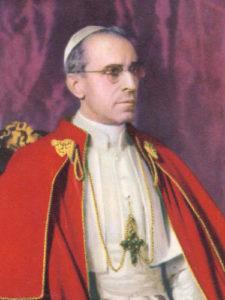 "<a href=""https://www.eglisepalmarienne.org/recent-popes-francais/#papapioxii/"" title=""Pope Saint Pius XII, the Great"">Pope Saint Pius XII, the Great <i>Pastor Angélicus</i><br><br>Read more"