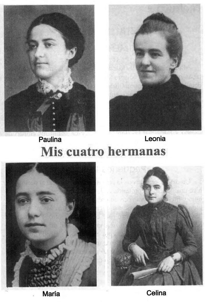 Canonisation of some of the family of Saint Teresita <br> <br> Read More