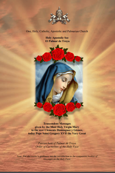 """<a href=""""https://www.palmarianchurch.org/wp-content/uploads/2018/11/Messages-of-the-Most-Holy-Virgin-Mary.pdf"""" title=""""Messages on the Most Holy Virgin Mary"""">Messages on the Most Holy Virgin Mary  <br> <br> En Savoir Plus"""